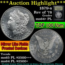 **Auction Highlight** 1879-s Rev -78