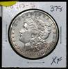 1890-s Morgan Dollar $1 Grades xf