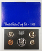 1968 United States Mint Proof Set