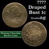 No Date Draped Bust Large Cent 1c Grades ag