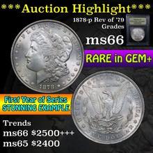 ***Auction Highlight*** 1878-p Rev