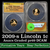 ANACS 2009-s Formative Years Lincoln Cent 1c Graded pr69 dcam By ANACS
