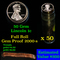 2000-s Lincoln Cent 1c Proof Roll (fc)