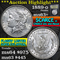 ***Auction Highlight*** 1889-o Morgan Dollar $1 Graded Select+ Unc by USCG (fc)