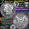 1893-p Morgan Dollar $1 Graded Select Unc DMPL by USCG