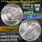 ***Auction Highlight*** 1928-p Peace Dollar $1 Graded Choice Unc by USCG (fc)