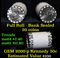 2000-p Kennedy Half Dollar 50c Proof Roll