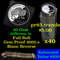 2005-s Bison Reverse Jefferson Nickel 5c Proof Roll (fc)
