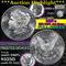 1880-s Morgan Dollar $1 Grades GEM Unc DMPL
