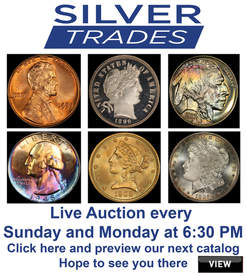 Phenomenal Pittsburg ANA Show Consignments 4 of 6