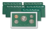 Lot of 5 sets US Mint Proof Sets 1994-1998 OGP