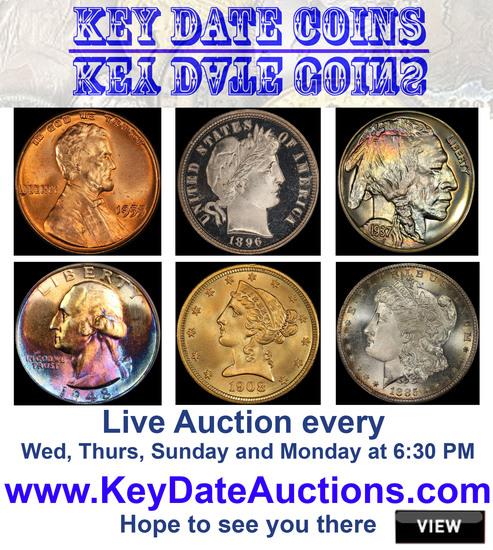 Fantastic Las Vegas Coin Show Consignments 3 of 6