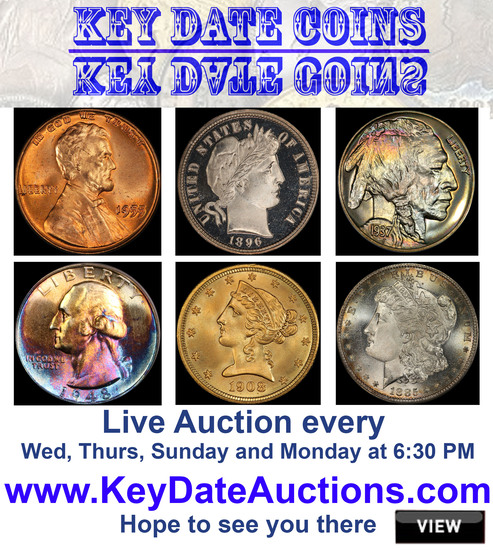 Spring Extraordinaire Coin Consignments 3 of 6