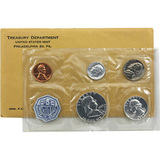 1963 United States Mint proof set in Original Government Packaging.