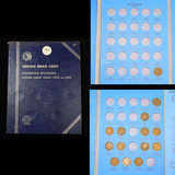 Starter Indian Cent Book 1887-1909 14 coins