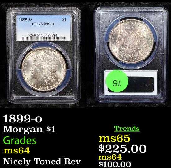 PCGS 1899-o Morgan Dollar $1 Graded ms64 By PCGS