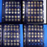Complete Jefferson Nickel Book 1938-1981 114 coins