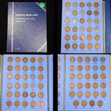 Partial Jefferson Nickel Book 1945-1961 32 Coins