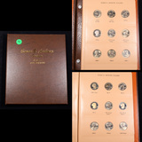 ***Auction Highlight*** Complete Susan B. Anthony Dollar Book 1979-1999 18 coins (fc)