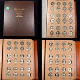 ***Auction Highlight*** Complete Washington Quarter Book 1932-1995 186 Coins (fc)