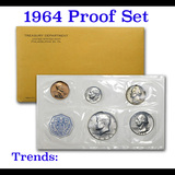 1964 Proof Set in Original Packaging