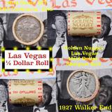 ***Auction Highlight*** Old Casino 50c Roll $10 Halves Las Vegas Casino Golden Nugget 1893 Columbia