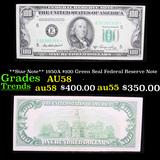 **Star Note** 1950A $100 Green Seal Federal Reserve Note Grades Choice AU/BU Slider