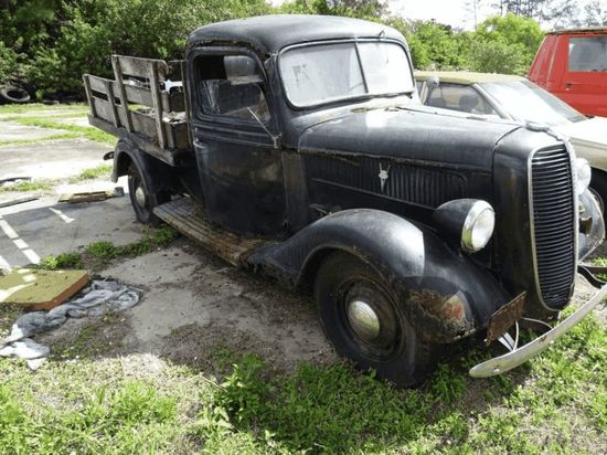 1937 Ford Pick