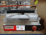 NEW Electromaster SSGL Sandwich Press