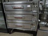 Bakers Pride P1 3 Tier Pizza Oven