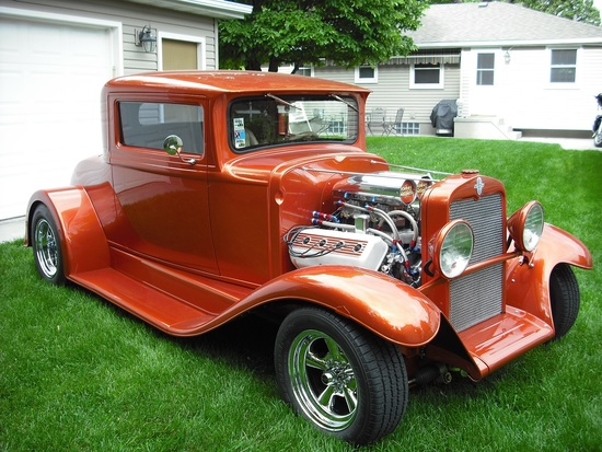 1930 Chevy Coupe Custom