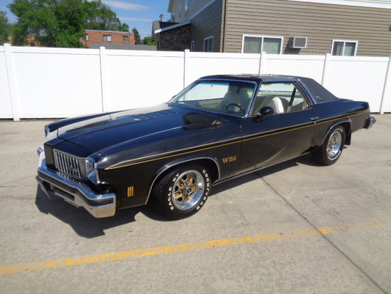1975 Oldsmobile Cutlas Hurst/Olds
