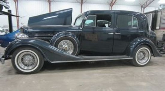 1935 Buick Street Rod 425