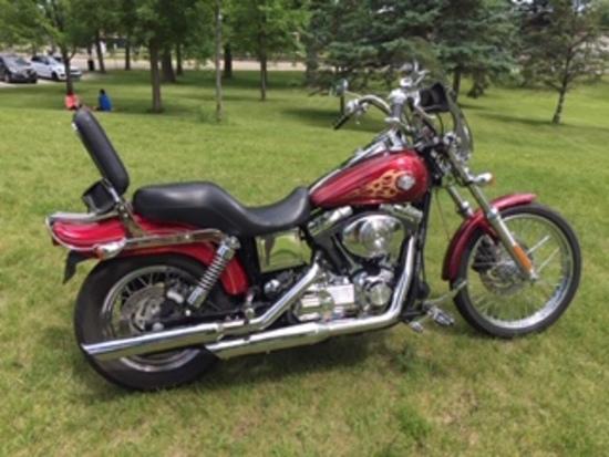 2004 Harley Davidson FXD Wide Glide