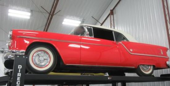 1954 Olds 88 Holiday Rocket