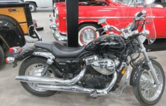 2013 Honda Shadow VT 750
