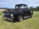 1956 Ford F 100 Customized