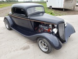 1934 3 Window Coupe