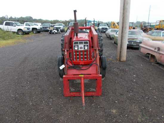 INTERNATINAL 464 TRACTOR 2WD,    Auctions Online   Proxibid