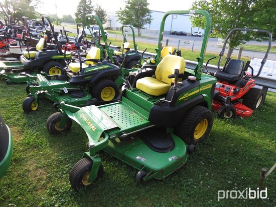 2010 JOHN DEERE 997 ZTRACK ZERO TURN MOWER