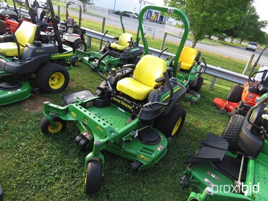 JOHN DEERE 2930M ZERO TURN MOWER