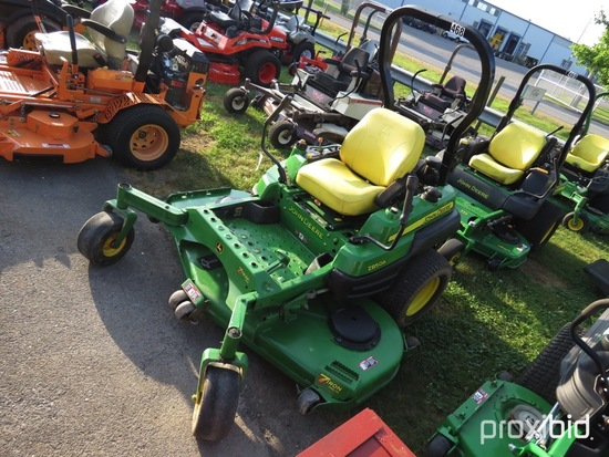 "JOHN DEERE Z850A 72"" DECK  ZERO TURN MOWER"