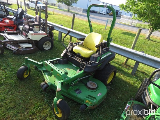 2014 JOHN DEERE Z950R ZERO TURN MOWER