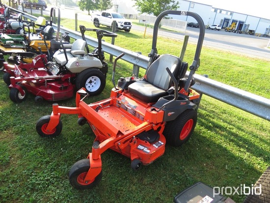 KUBOTA  Z723 ZERO TURN MOWER
