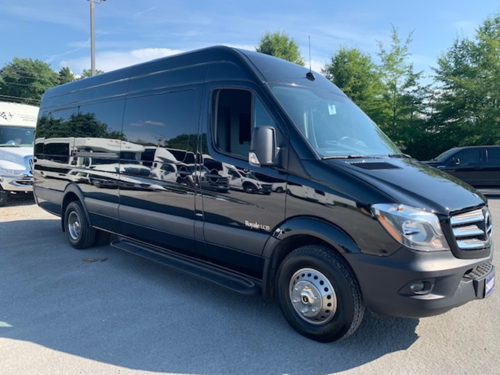 2015 Mercedes Limousine Sprinter Converted by Royale