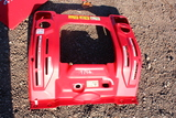 MASSEY FERGUSON FRONT HOOD SIDE & UNDER SEAT PLASTIC, FOR 4710 & GC1705, TAG #3254 **CHECK**