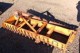 6FT GROUND PULVERIZER 3PT HITCH, TAG #8864