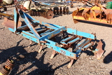 6FT CHISSEL PLOW 7 SHANKS, 3PT HITCH, TAG #8866