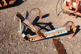 3PT HITCH ONE ROW CULTIVATOR TAG #3180