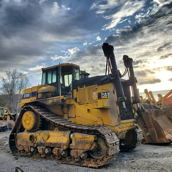 LOUISA CONSTRUCTION CO. EQUIPMENT ABSOLUTE AUCTION